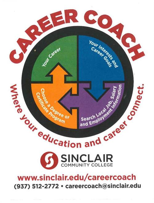 Sinclair Community College will help you find a career!