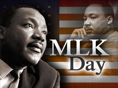 Celebrating the life of Dr. Martin Luther King Jr.