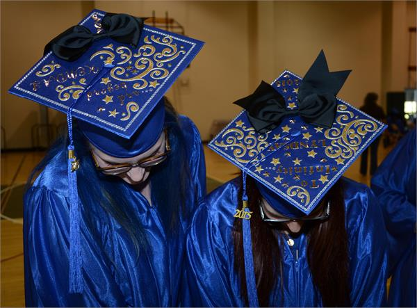 Photo of Greater Ohio Virtual School Graduates