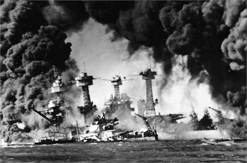 Remembering one of the most historical significant days in our countries history, Pear Harbor.