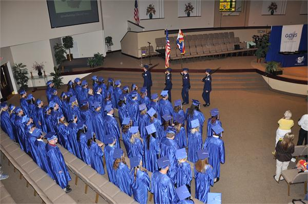 Photo of Greater Ohio Virtual School Graduation Ceremony